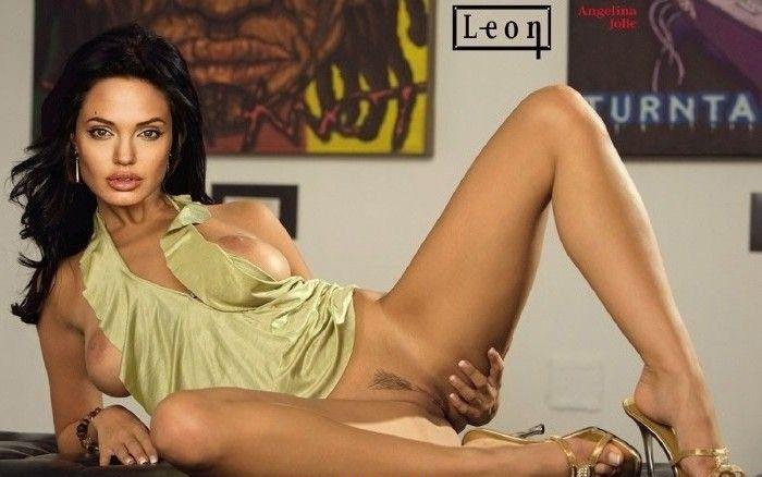 Angelina Jolie Nago. Zdjęcie - 141