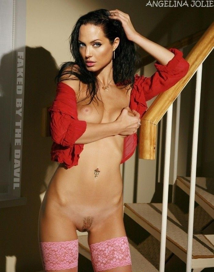 Анджелина Джоли голая. Фото - 158