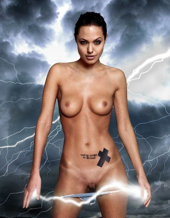Angelina jolie pics sexy