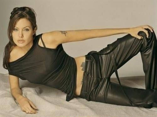 Анджелина Джоли голая. Фото - 161