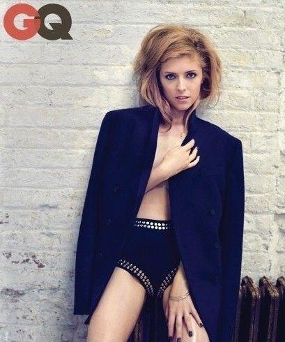 Anna Kendrick zeigt sich fast nackt. » Nacktefoto.com