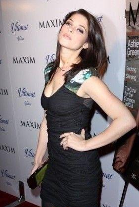 Ashley Greene Nago. Zdjęcie - 12
