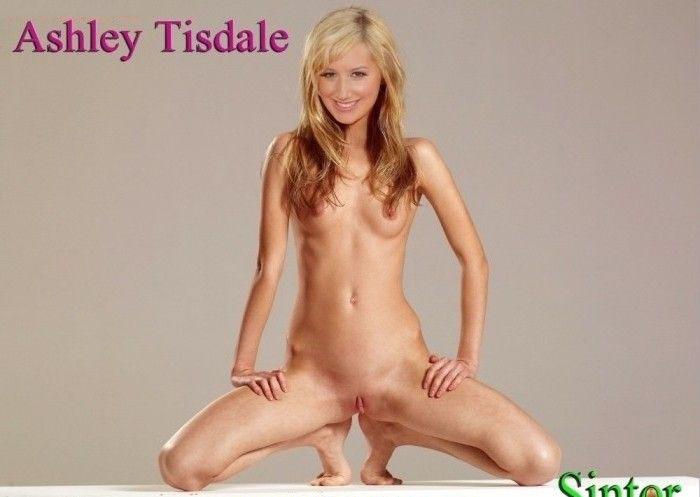 Ashley Tisdale Nago. Zdjęcie - 1