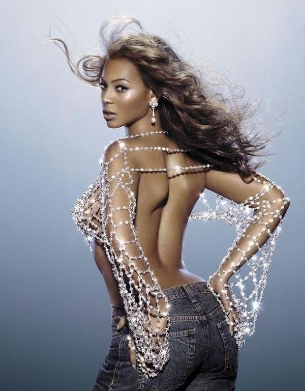 Beyonce  nackt