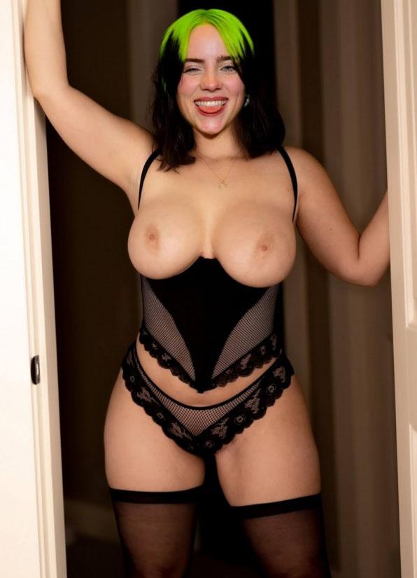 Billie Eilish Nude. Photo - 77