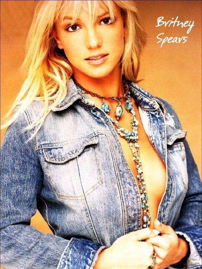 Britney Spears Nackt. Foto - 1