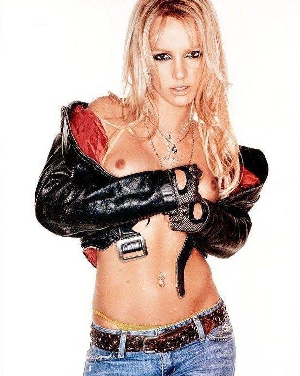 Britney Spears Nackt. Foto - 12