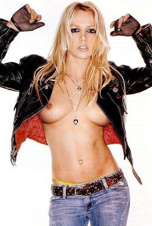 Britney Spears Nackt. Foto - 13