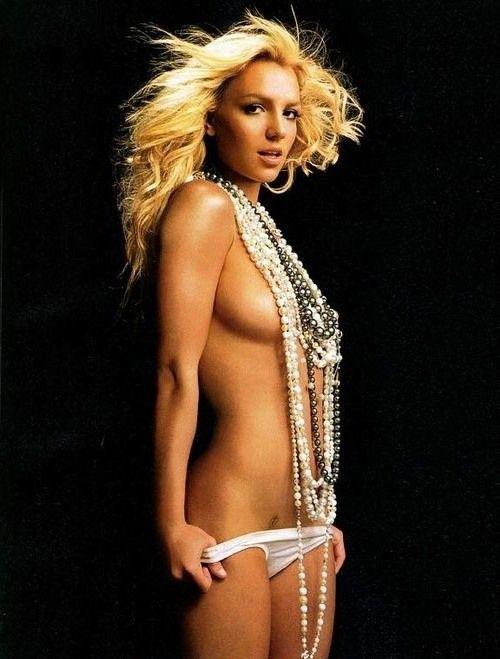 Britney Spears Nackt. Foto - 16