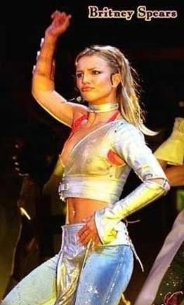 Britney Spears Nackt. Foto - 18