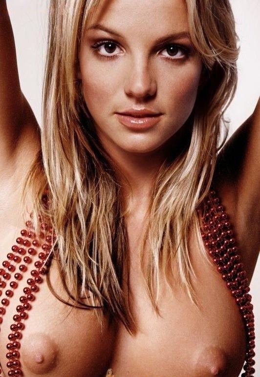 Britney Spears Nackt. Foto - 21