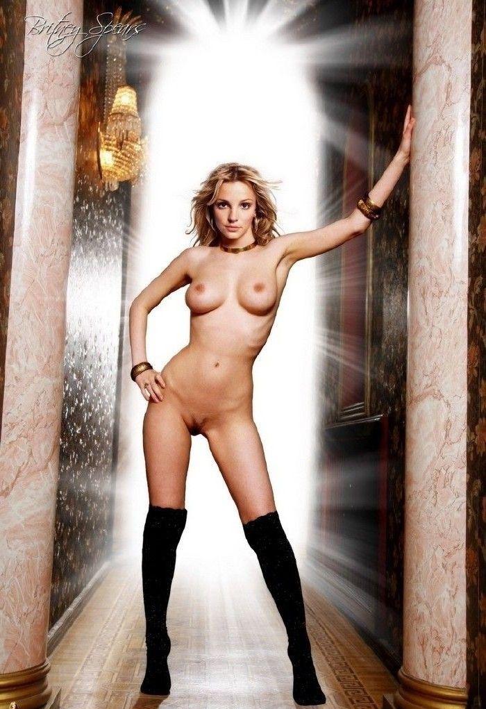 Britney Spears Nackt. Foto - 38