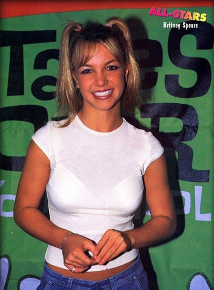 Britney Spears Nackt. Foto - 5