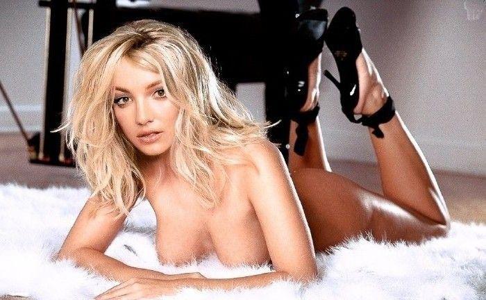 Britney Spears Nackt. Foto - 74