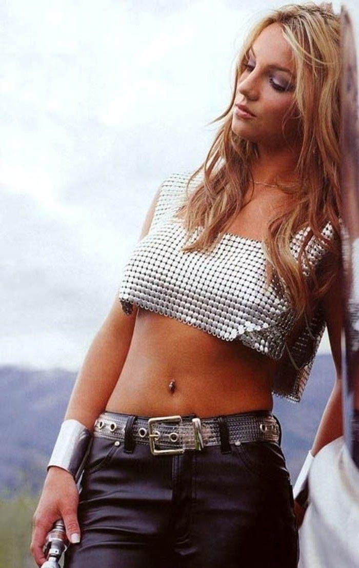 Britney Spears Nackt. Foto - 8