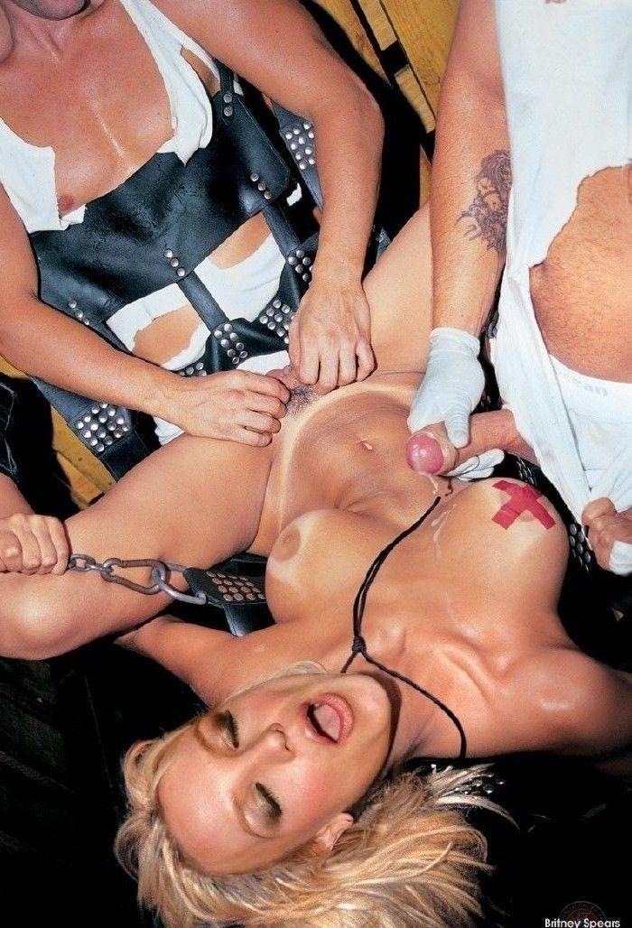 Britney Spears Nackt. Foto - 83