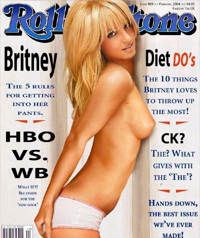 Britney Spears Nackt. Foto - 85