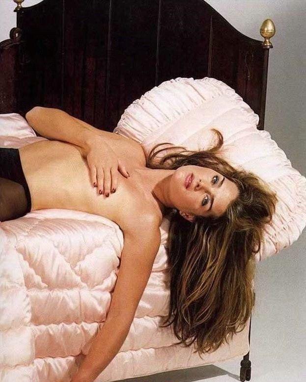 Brooke Shields Nago. Zdjęcie - 4