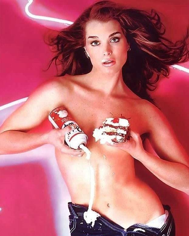 Brooke Shields  nackt