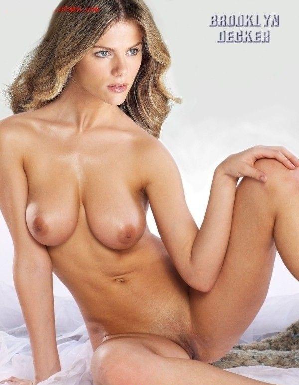 Бруклин Деккер голая. Фото - 2
