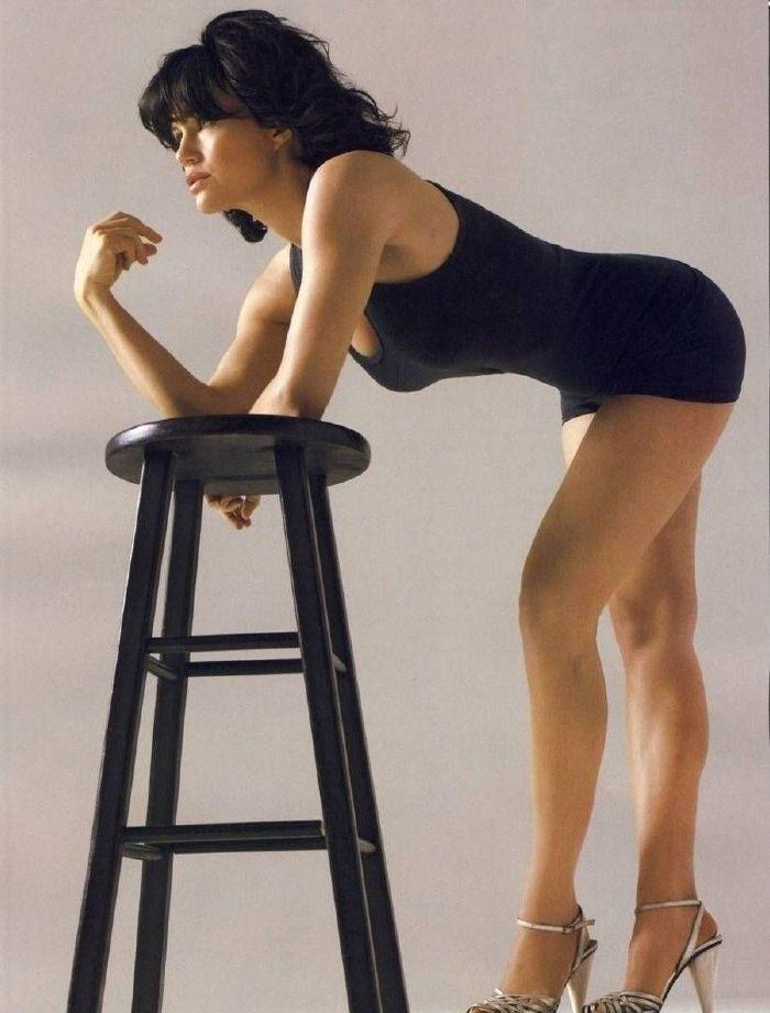 Carla Gugino Nago. Zdjęcie - 6