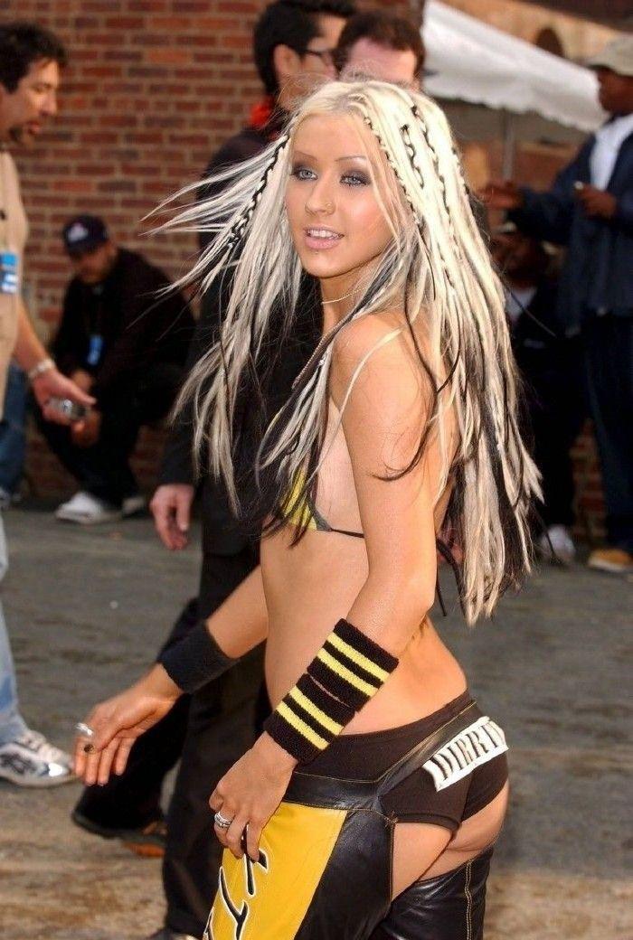 Christina Aguilera Nago. Zdjęcie - 169