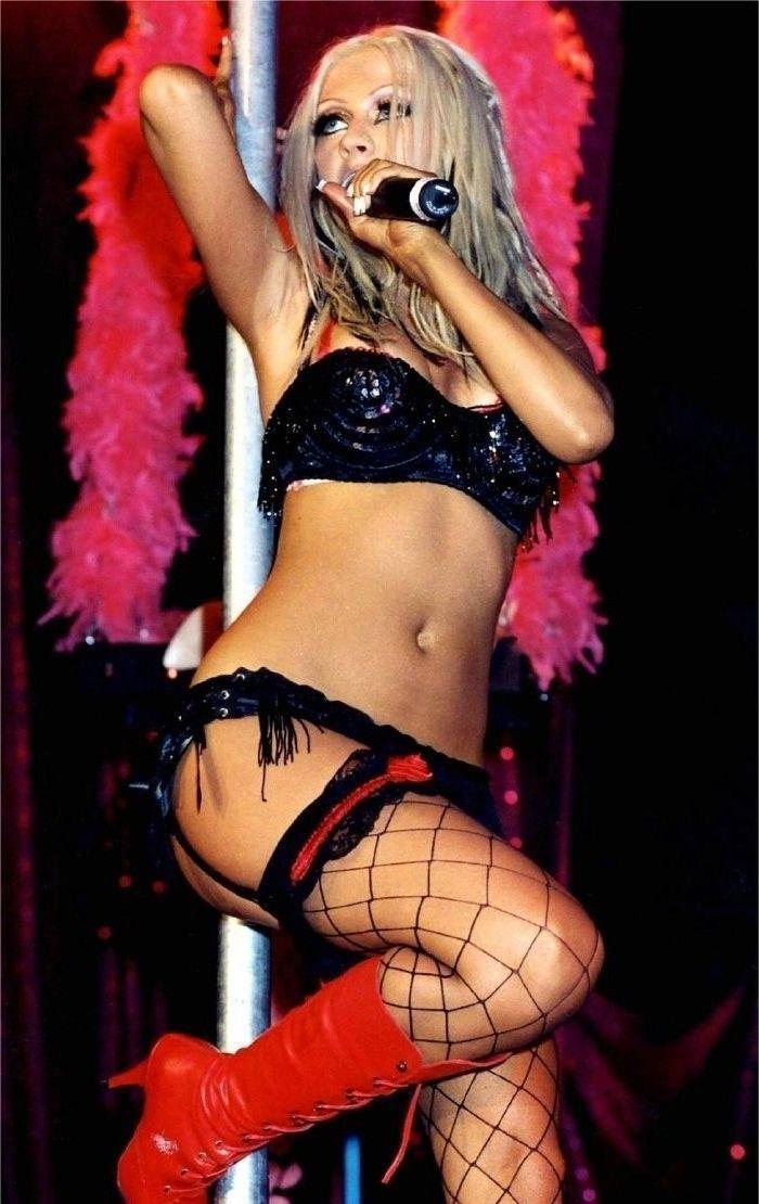 Christina Aguilera Nago. Zdjęcie - 29