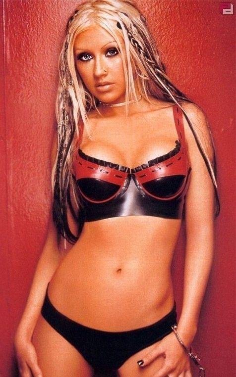 Christina Aguilera Nago. Zdjęcie - 38