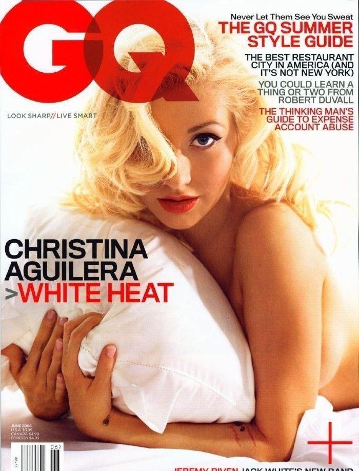 Christina Aguilera Nago. Zdjęcie - 41
