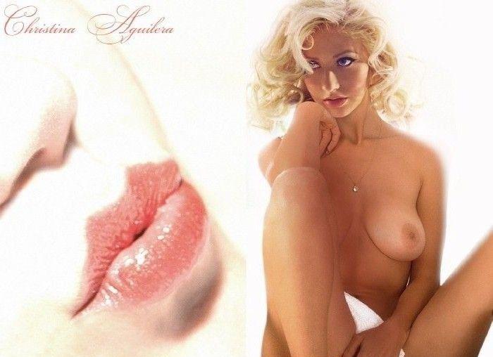 Christina Aguilera Nago. Zdjęcie - 48