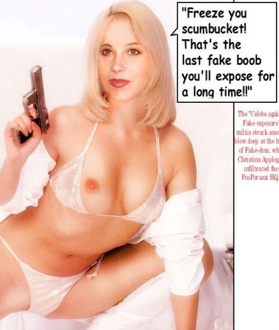 Christina Applegate Nude. Photo - 212