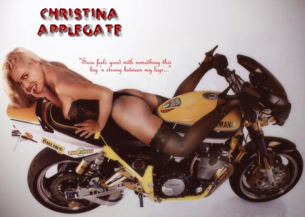 Christina Applegate Nude. Photo - 249