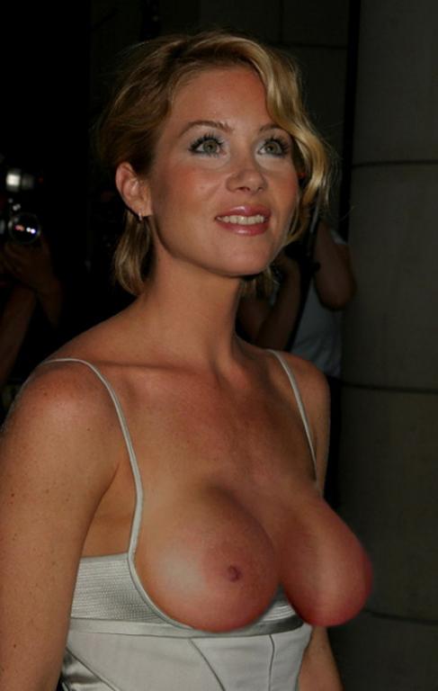 Christina Applegate w ostrych scenach seksu. Galeria #1