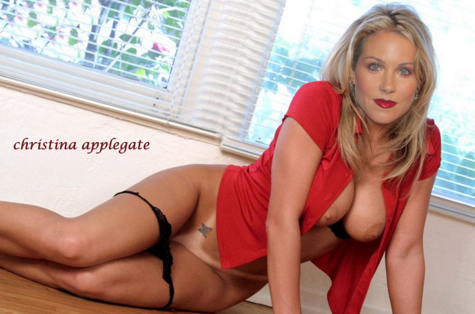 Christina applegate kelly bundy nude fakes