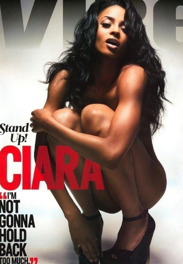 nackt Ciara Rihanna Naked