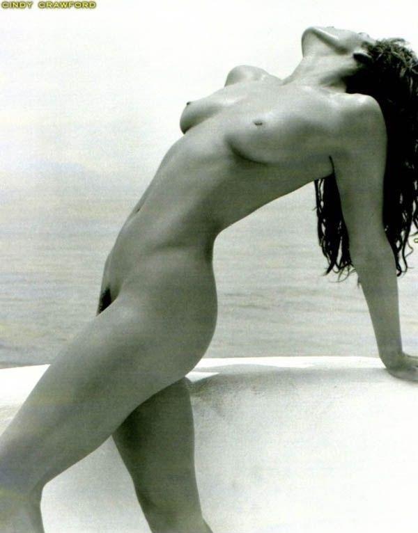 Cindy Crawford Nago. Zdjęcie - 10