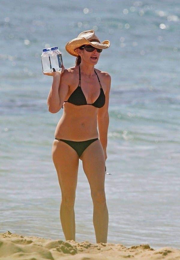 Cindy Crawford Nago. Zdjęcie - 2