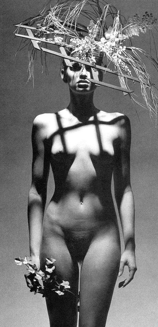 Cindy Crawford Nago. Zdjęcie - 23