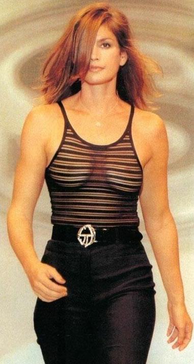 Cindy Crawford Nago. Zdjęcie - 29