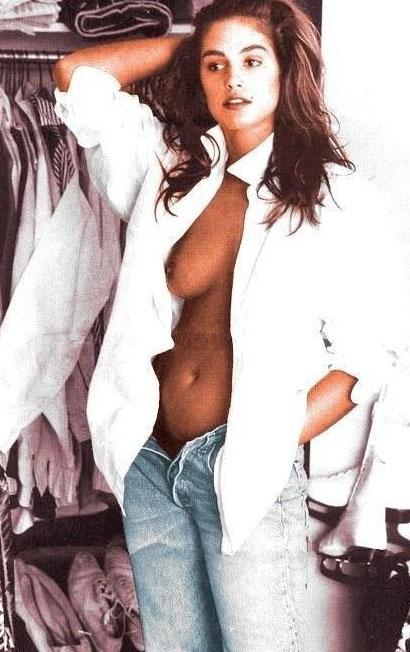 Cindy Crawford Nago. Zdjęcie - 36