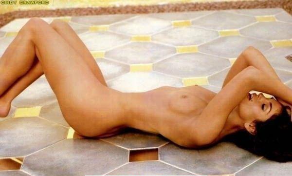 Cindy Crawford Nago. Zdjęcie - 8