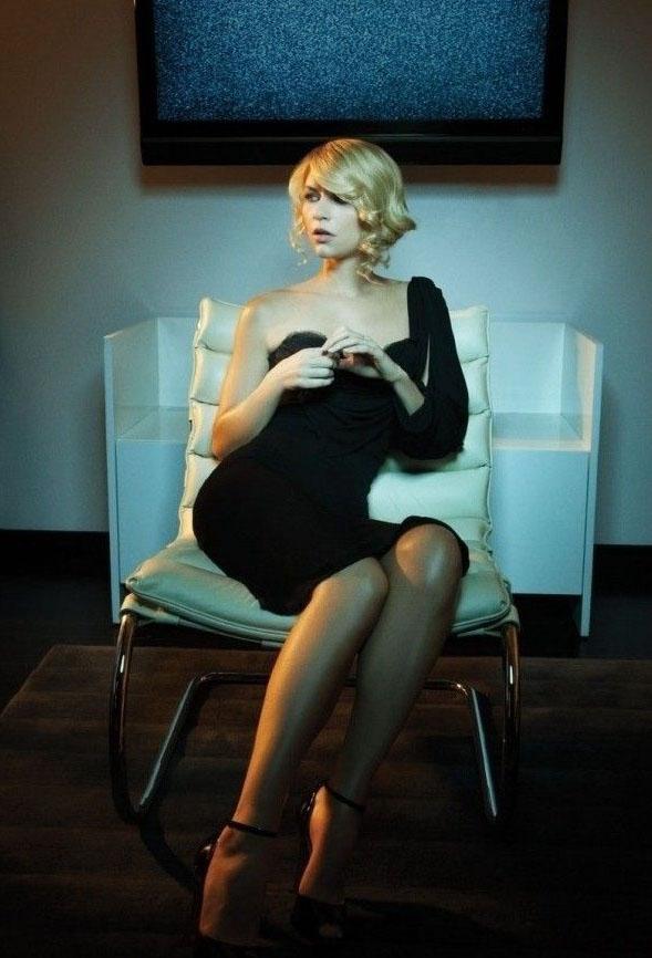 Claire Danes Nago. Zdjęcie - 2