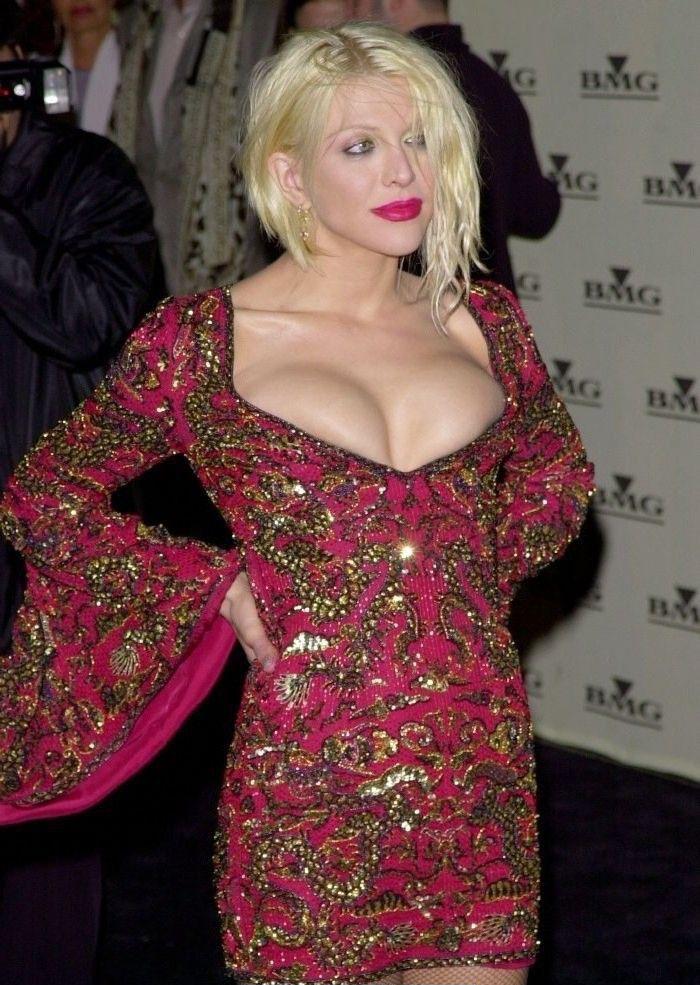 Courtney Love Nago. Zdjęcie - 1