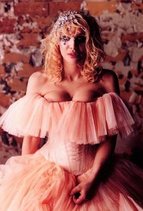 Courtney Love Nago. Zdjęcie - 13