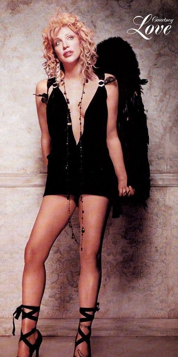 Courtney Love Nago. Zdjęcie - 14