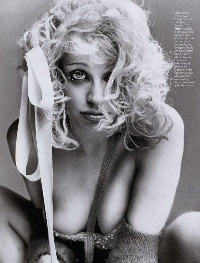 Courtney Love Nago. Zdjęcie - 18