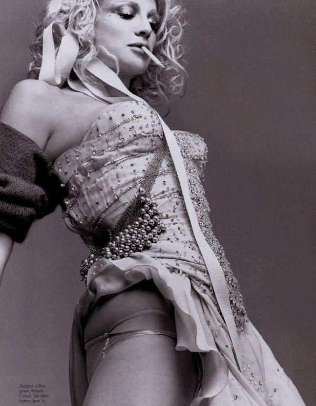 Courtney Love Nago. Zdjęcie - 19