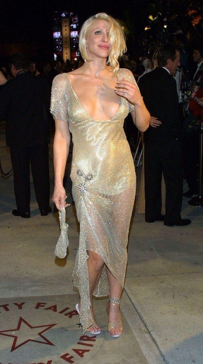 Courtney Love Nago. Zdjęcie - 2