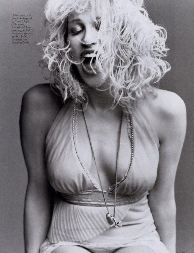 Courtney Love Nago. Zdjęcie - 20