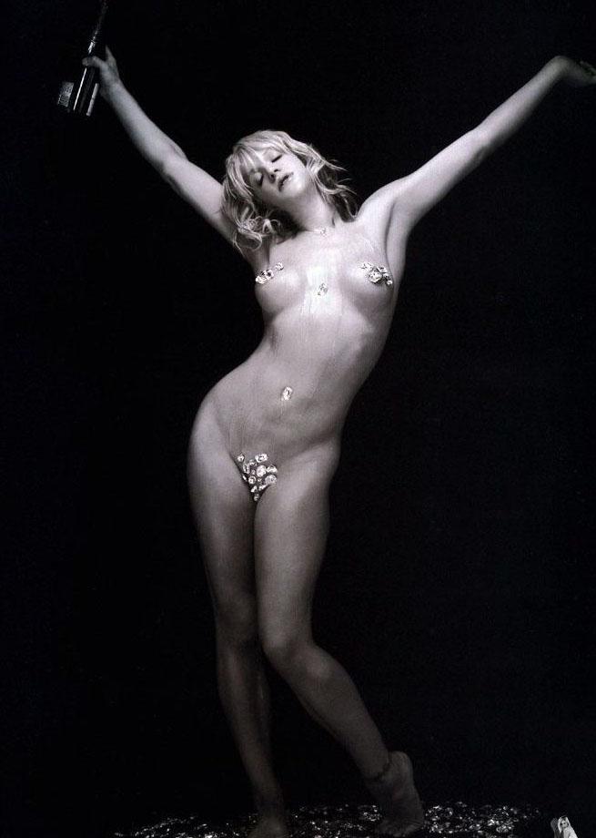 Courtney Love Nago. Zdjęcie - 22